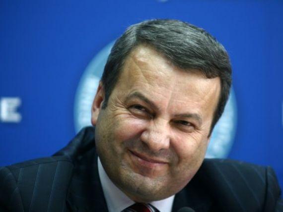 Ministrul de Finante se lauda cu faptul ca guvernatorul BNR ii spune ce sa faca. Ialomitianu:  Este o placere sa vii la Banca Nationala