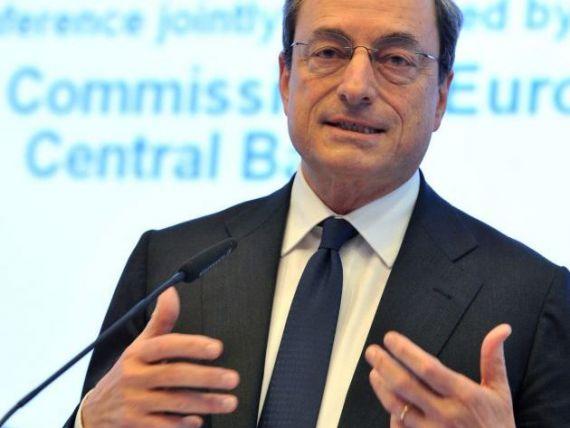 Un italian  pune mana  pe banii Europei. Misiune imposibila pentru Mario Draghi: sa salveze moneda unica