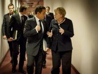Grecia joaca suicidar. Intalnire de gradul III, miercuri: Sarkozy, Merkel si liderii eleni