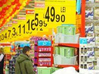 Studiu GfK: Romanii au cheltuit cu 15% mai mult pentru alimentele de baza