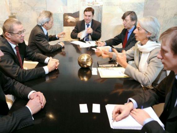 Europa are nevoie de Rusia. Lagarde vrea sa-l convinga pe Medvedev sa contribuie la solutionarea crizei din zona euro
