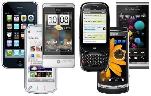 Doar 8,4% din clientii operatorilor de telefonie din Romania au un smartphone. Companiile telecom au date diferite
