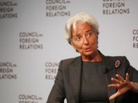 "Christine Lagarde: ""Daca se intensifica furtuna in zona euro, Europa va fi lovita grav"". Statele din estul continentului ar putea ramane fara lichiditati"