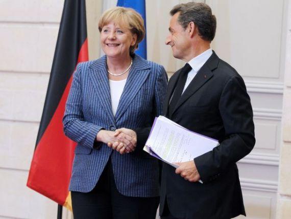 Ipoteza socanta: Franta si Germania si-ar putea face propria zona euro, fara tarile incapabile sa se integreze