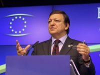 "Presedintele Comisiei Europene nu aproba ipoteza lui Merkel si Sarkozy: ""Toate statele UE ar trebui sa adopte euro"""