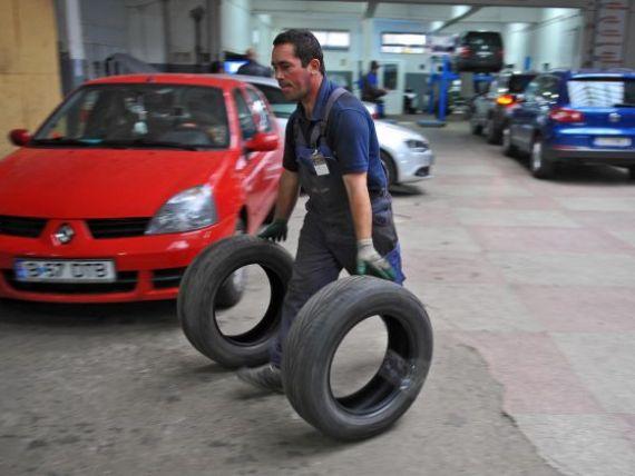 RCA si CASCO mai scumpe. Statul obliga atelierele auto sa majoreze preturile