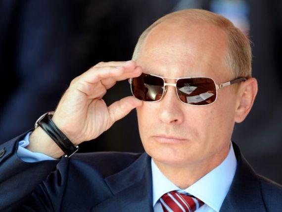 Putin da sfaturi in criza datoriilor din UE: BCE trebuie sa intervina pentru a salva euro si pentru a evita prabusirea Italiei