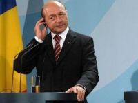 Basescu: Italia si Grecia apeleaza la guverne de uniune nationala, cu tehnocrati, e semnul disperarii
