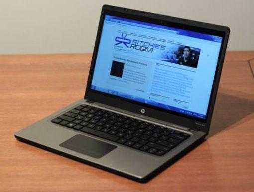 HP lanseaza un laptop ultrasubtire pentru a concura Mac Book Air al Apple