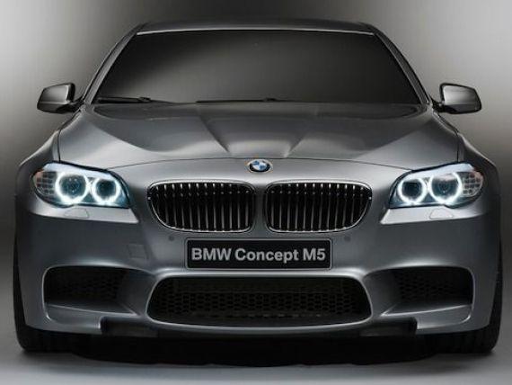 BMW M5, in Romania de la inceputul anului viitor. Preturile depasesc 100.000 de euro