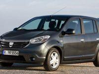 Britanicii prezinta Dacia Lodgy in versiune de serie. Cum arata primul monovolum Dacia
