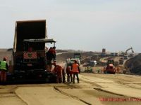 Un nou tronson de autostrada va fi deschis traficului in a doua jumatate a lunii decembrie