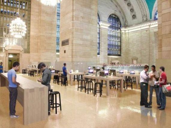 Apple dezvaluie azi un secret inchis bine. Peste un milion de oameni pot incapea in el