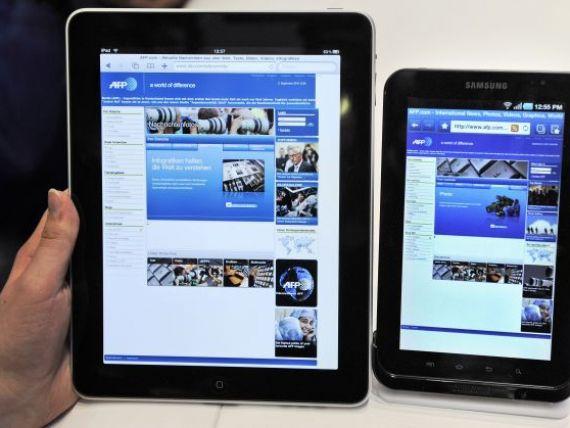 Apple si Samsung abuzeaza de drepturile de proprietate intelectuala. Comisia Europeana intervine in lupta gigantilor