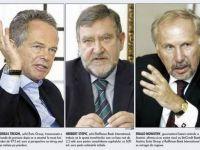 Anunt soc de la Viena: BCR, UniCredit si Raiffeisen trebuie sa-si gaseasca singure finantare. Din Austria vor veni tot mai putini bani