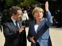 Euro se prabuseste. O recunosc chiar si Merkel si Sarkozy