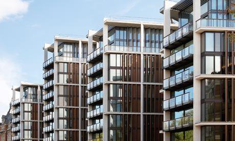 Atat de exclusivist, incat nu locuieste nimeni in el. Reportaj din One Hyde Park, cel mai scump cartier al Londrei FOTO si VIDEO