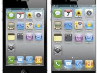 Apple pregateste iPhone 5, un telefon cu un ecran mai mare. Vezi cum va fi fata de Galaxy S II