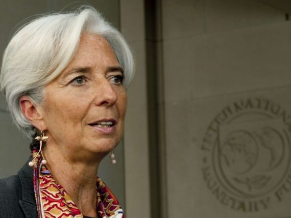 Christine Lagarde: FMI  nu a primit nicio cerere din partea Italiei  privind un plan de ajutor