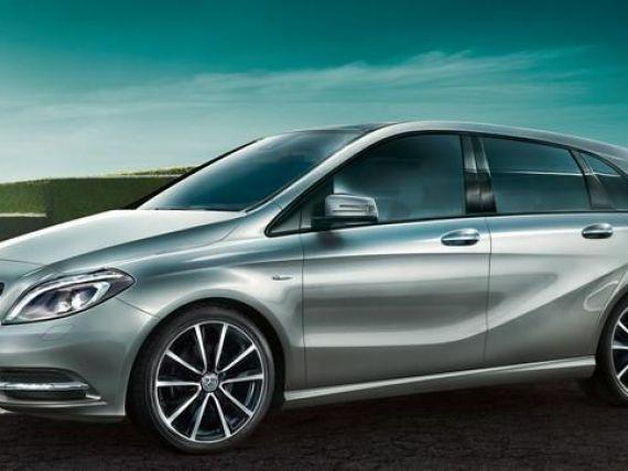 Mercedes si-a lansat o noua generatie Clasa B. Preturile pornesc de la 24.700 euro cu TVA FOTO