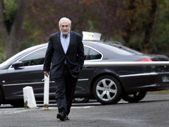 Dominique Strauss-Kahn, legitimat de politie intr-o zona pariziana renumita pentru prostitutie