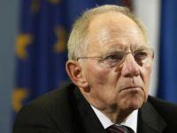 """Ministrul german de Finante: """"Tarile din zona euro trebuie sa creeze un fond special pentru datoriile in exces"""""""