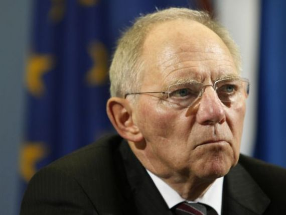Ministrul german de Finante:  Tarile din zona euro trebuie sa creeze un fond special pentru datoriile in exces