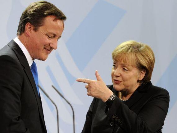 David Cameron refuza sa semneze un nou Tratat UE. Cere garantii pentru Marea Britanie