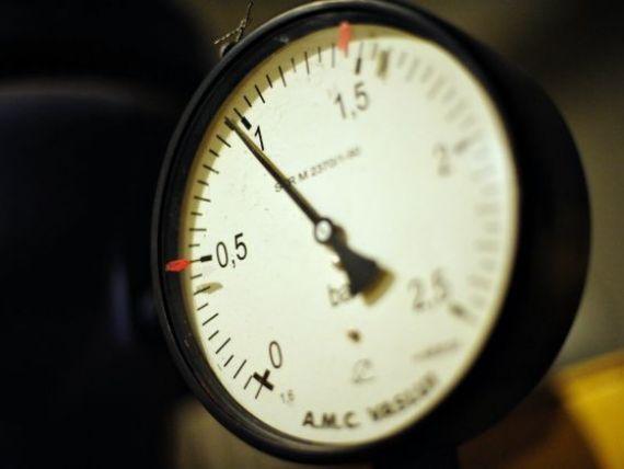 Companiile vor plati cu 5% mai mult pentru gaze de la 1 ianuarie
