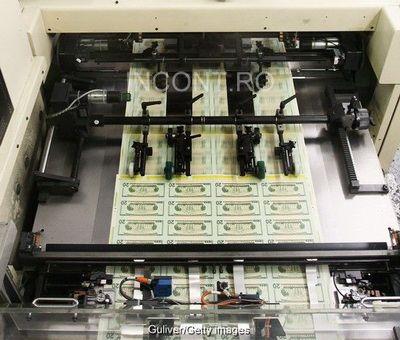 WSJ: Primele semne ca unele banci centrale se gandesc la resuscitarea monedelor nationale. Grecia si Irlanda si-au sters de praf tiparnitele