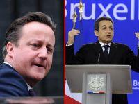 Nu s-au prins toate 27 in hora tratatului. Franta: Cererile Marii Britanii au fost inacceptabile. Primele masuri de salvare a zonei euro, de la Bruxelles