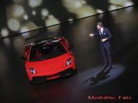 Lamborghini isi va promova noul model Gallardo pe cea mai spectaculoasa si periculoasa sosea din Romania