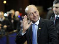 Basescu spune ca prevederile privind deficitul, convenite la summitul UE, trebuie introduse in Constitutie