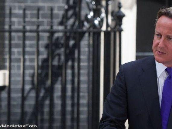 Englezii isi sustin premierul:  Euro va pica.Trebuie sa iesim din UE  Ce si-au zis Sarkozy si Cameron