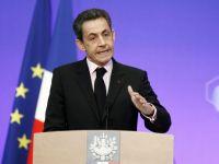 """Sarkozy: Pierderea ratingului """"AAA"""" de catre Franta ar spori dificultatile dar nu ar fi de nedepasit"""