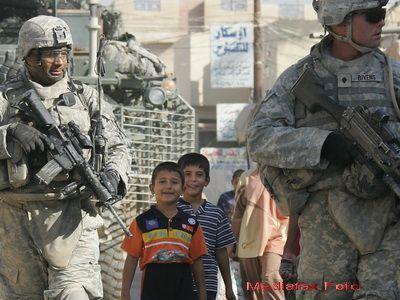Cum au transformat SUA, Irakul. Marturii incredibile:  Le multumim americanilor ca au facut din aceasta tara o anarhie creativa