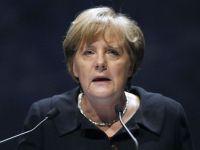 Surse: Merkel respinge majorarea limitei de finantare a Mecanismului European de Stabilitate