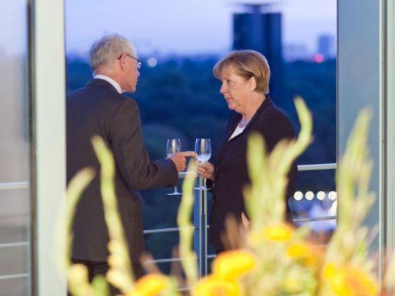 Angela Merkel nu este de acord cu Herman Van Rompuy. Cum ar trebui sa arate noul pact fiscal al UE