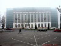 """""""Colosul de cultura"""", inaugurat pe malul Dambovitei. Sediul noii Biblioteci Nationale, desprins din Star Trek"""