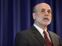 Bernanke ii asigura pe americani: Fed nu va ajuta Europa