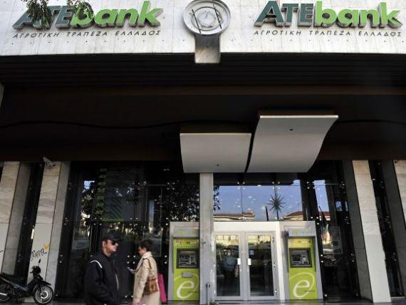 O banca greceasca vinde subsidiara din Romania, in cadrul unui program de restructurare
