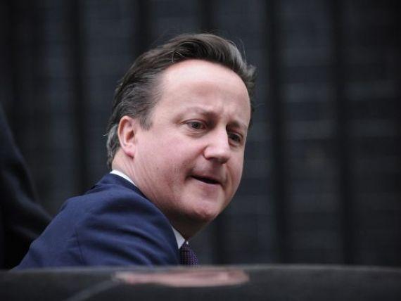 Cameron nu mai vrea sa fie oaia neagra a Europei. Premierul britanic a acceptat sa participe la  discutiile tehnice  legate de acordul fiscal din UE