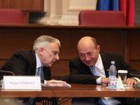 """Basescu: """"Bocitoarele vechii economii sa nu se mai planga, exportam mai mult ca in urma cu 10 ani"""" VIDEO"""