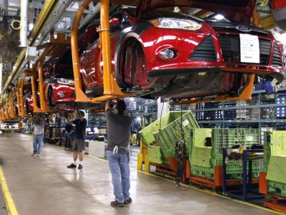 Ford nu mai asambleaza Transit Connect la Craiova. Se pregateste pentru B-Max