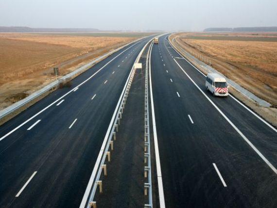Romania se leaga de Europa. Transporturile promit finalizarea a peste 600 de km de autostrada in urmatorii doi ani HARTA