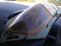 """Un prototip de avion """"USA TOP SECRET"""", vandut pe eBay. Cat costa si cum a ajuns acolo"""