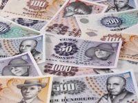 Investitorii, speriati de prabusirea euro, s-au refugiat in coroana daneza. Danemarca s-a imprumutat la dobanzi negative, pentru prima data