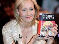 J.K. Rowling, autoarea cartilor Harry Potter, vrea sa ajute orfanii din Romania si Moldova