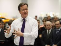 """""""In 2012, Marea Britanie va straluci!"""" Premierul de la Londra a gasit medicamentele pentru insanatosirea economiei"""