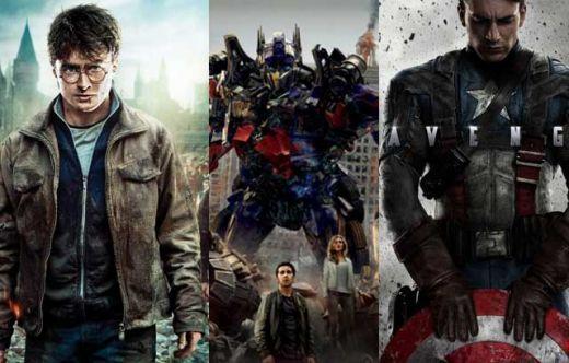 Top 20! Filmele cu cele mai mari incasari in 2011: Kung Fu Panda 2, cea mai buna animatie, Twilight e pe locul 5